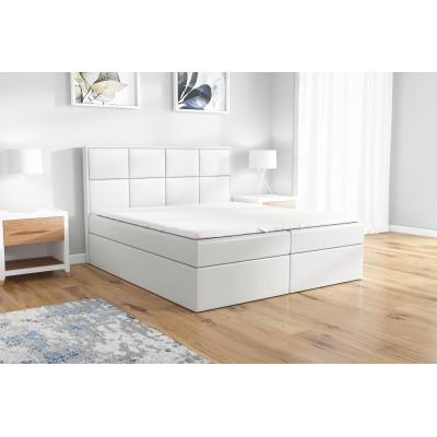 Łóżko kontynentalne LAZIO 200/200