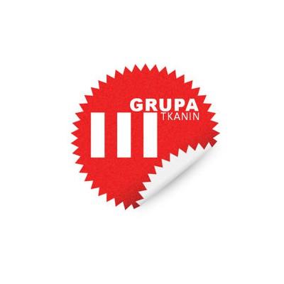 TKANINY GRUPA 3 - Dopłata
